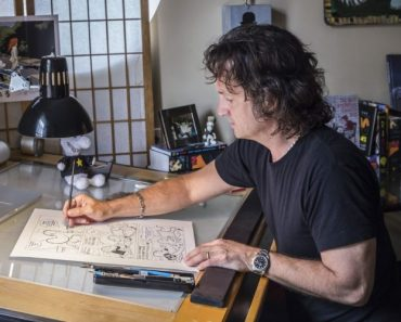 10 Things You Didn't Know about Cartoonist Jeff Smith