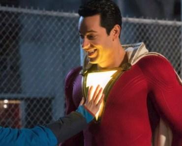 How Zachary Levi Got into Superhero Shape for Shazam