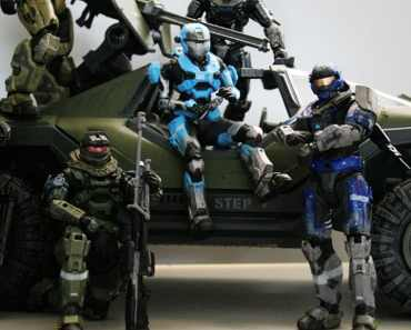 A Halo Theme Park is Coming to a City Near You
