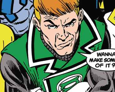 10 Things You Didn't Know about Guy Gardner