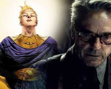 Watchmen Jeremy Irons Ozymandias