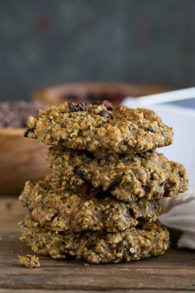 Superfood Cookies by An Unrefined Vegan