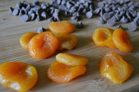 Apricots & Chocolate Chips