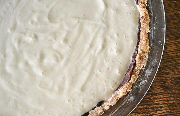 Chocolate-coated Key Lime Pie An Unrefined Vegan