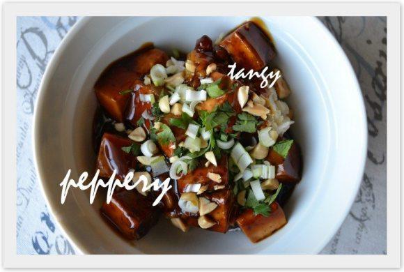 Bowl Kung Pau Tofu