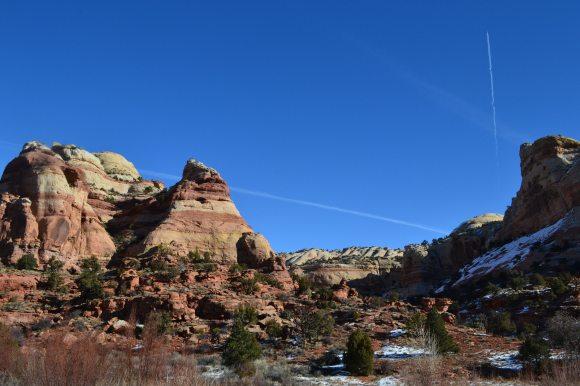 Calf Creek Canyon