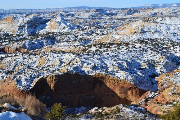 Calf Creek Canyon Overlook