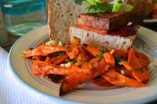 Sweet Potato Fries An Unrefined Vegan