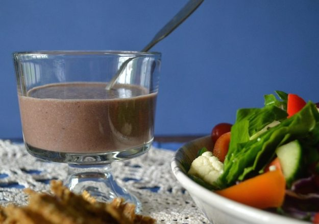 Berry Miso Dressing An Unrefined Vegan