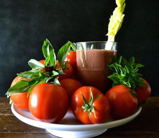Bloody Mary Green Smoothie An Unrefined Vegan