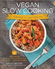 Vegan Slow Cooking for Two cover