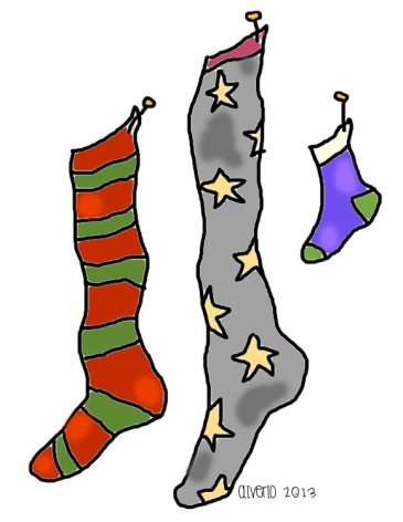 Hanging Stockings - Oliverio