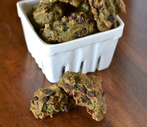 Sunflower Chocolate Chip Cookies An Unrefined Vegan