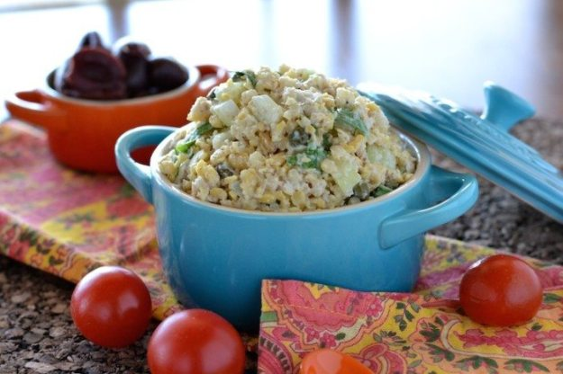 Chickpea Salad An Unrefined Vegan