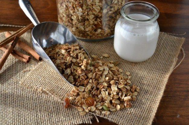 Maple Granola An Unrefined Vegan