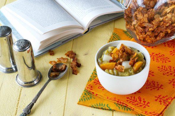 Dutch Split Pea Soup An Unrefined Vegan