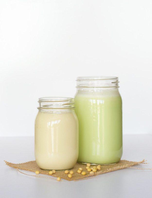 Soy Milks Photo by An Unrefined Vegan
