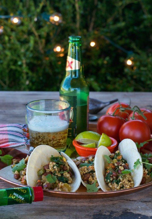Veggie Oat Taco Mince An Unrefined Vegan