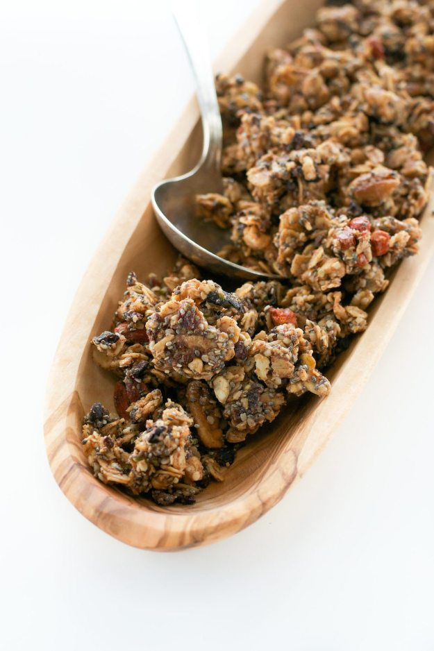 Superfood Granola An Unrefined Vegan