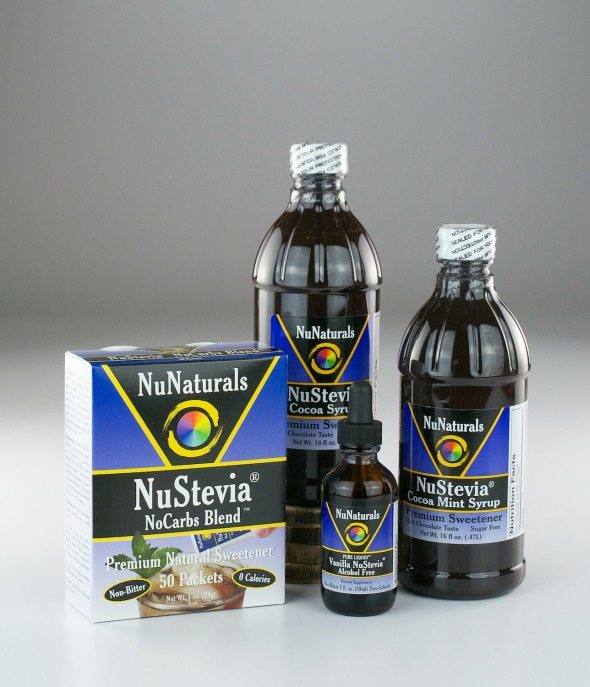 NuNaturals Stevia Giveaway An Unrefined Vegan