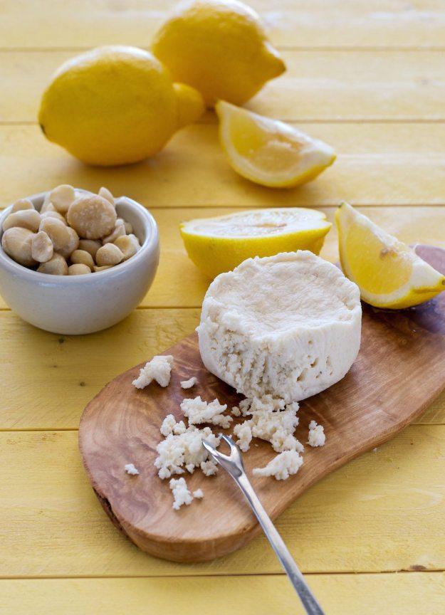 Macadamia Nut Ricotta An Unrefined Vegan