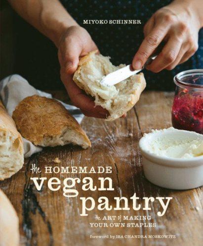Miyoko Schinner Homemade Vegan Pantry