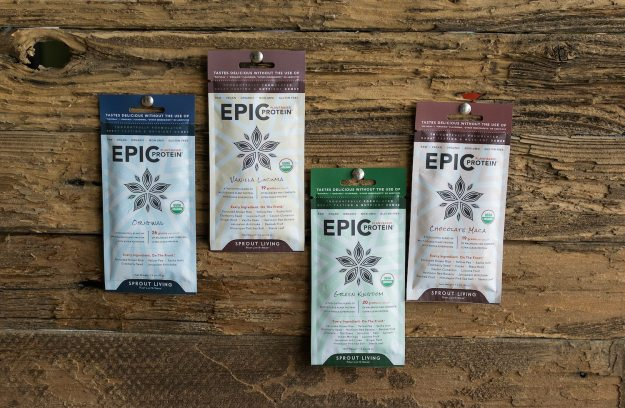 Sprout Living Epic Packets Photo by An Unrefined Vegan