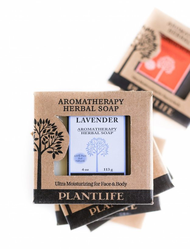 Plantlife Soaps Photo by Annie Oliverio
