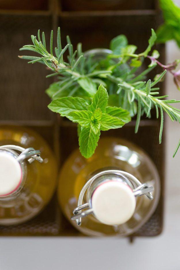 Rosemary & Mint Kombucha by An Unrefined Vegan