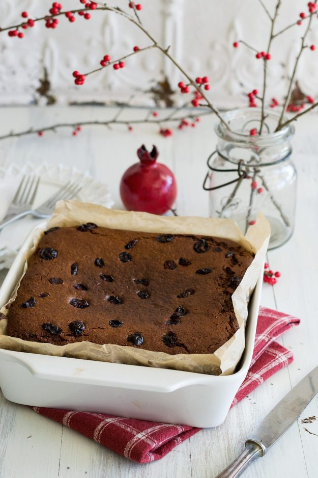 Oil-free Gingerbread by An Unrefined Vegan