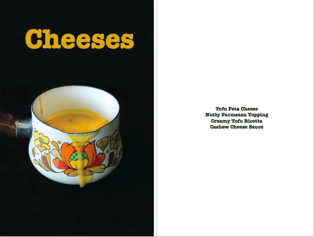 Cheese Chapter from It's Got To Taste Good
