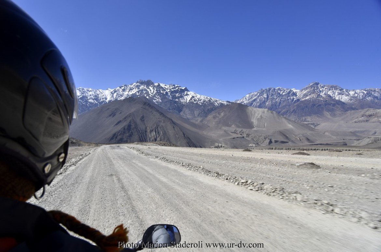 moto trip au nepal