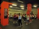 clase de zumba en Fitness19