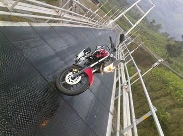 Petualanganku bersama Yamaha Scorpio