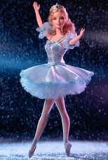 Barbie Doll as Snowflake in The Nutcracker