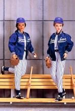 New York Yankees Barbie Dolls