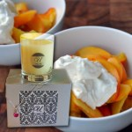 Peach Cream Jewelry Candle