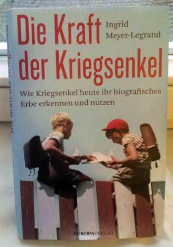 """Buch """"Die Kraft der Kriegsenkel"""" von Ingrid Meyer-Legrand, Kriegsenkel, Buch Kriegsenkel, älter werden, Buchempfehlung, Meyer-Legrand, Buchempfehlung Meyer-Legrand, Buchbesprechung Meyer-Legrand,"""