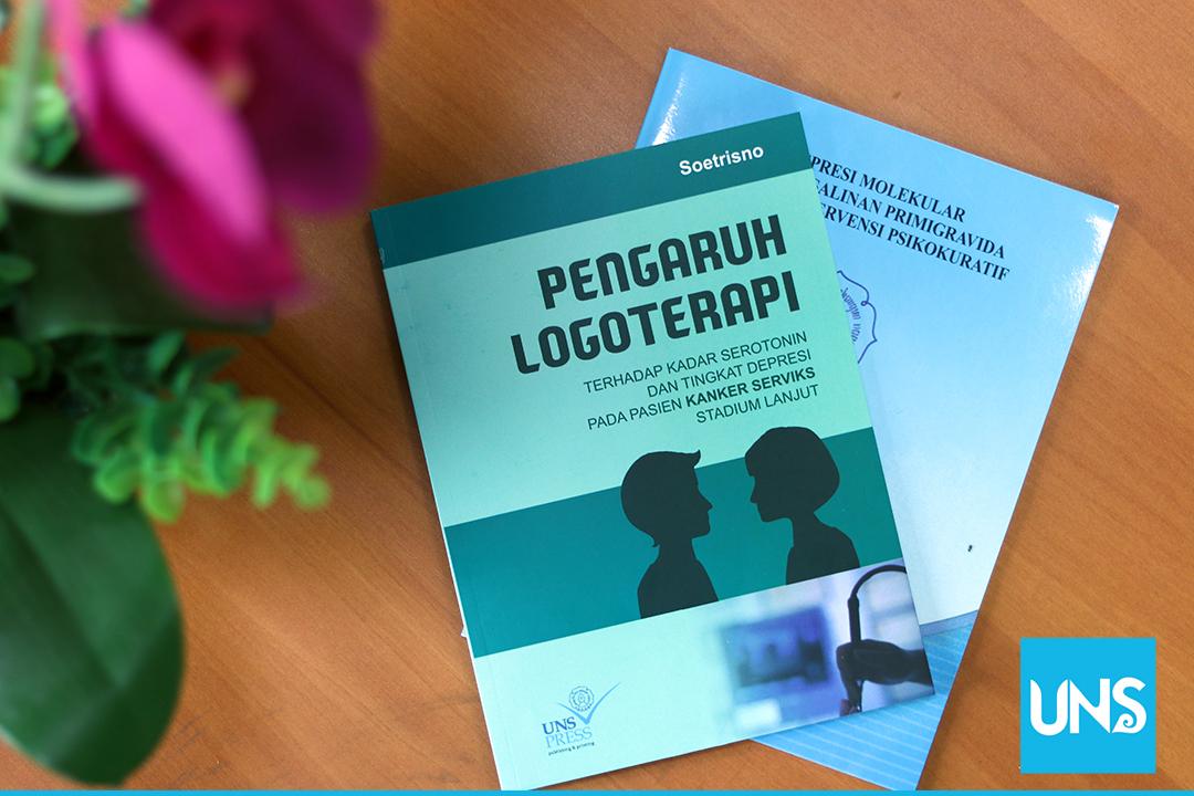 Buku Pengaruh Logoterapi Terhadap Kadar Serotonin dan Tingkat Depresi Pada Pasien Kanker Serviks Stadium Lanjut sebagai solusi bagi menghadapi stres saat hamil dan menuju kehamilan