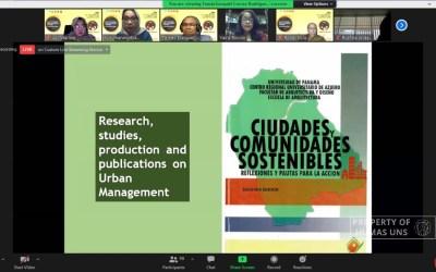 Dubes RI untuk Panama Buka Guest Lecturer Series Prodi Arsitektur FT UNS