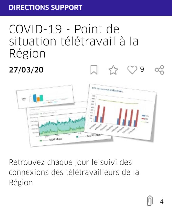 [UNSA] Point de vigilance et amélioration de la situation des télétravailleurs #coronavirus
