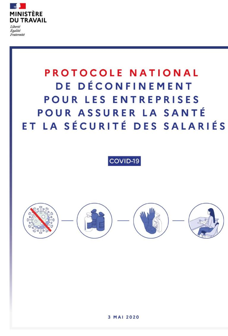 [UNSA] Protocole national de déconfinement
