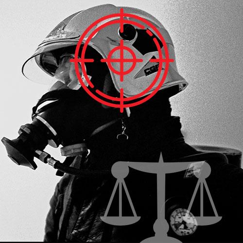Mise en place au sein du SDIS33 de groupes de travail liés aux agressions de sapeurs-pompiers
