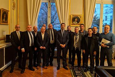 Revendications des organisations SPP et PATS des SIS de France – 14 mars 2019
