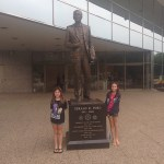 Unschooling history at the Gerald R. Ford Museum