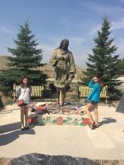 Roadside Trivia: Where is Sacagawea buried