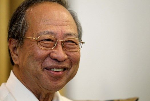 Dr Tan Cheng Bock, MP for Ayer Rajah SMC for close to three decades. Photo from TNP