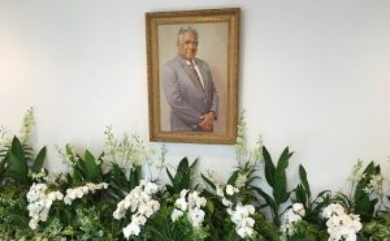 sr nathan State Funeral