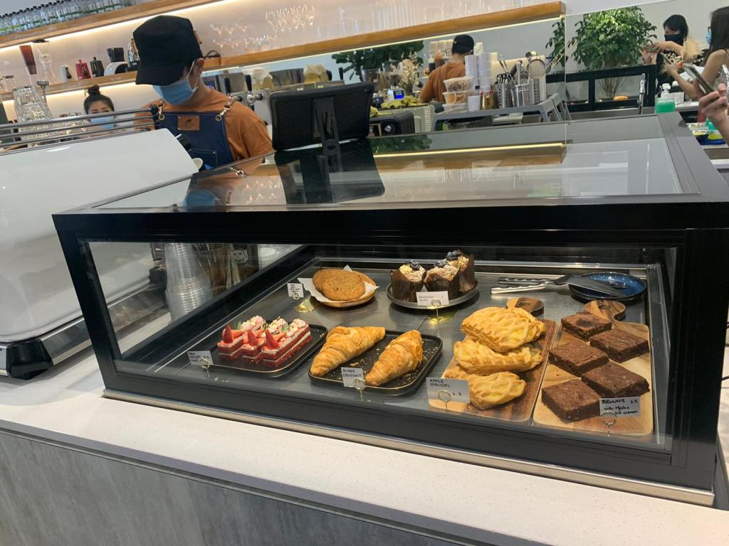 pastries and deserts