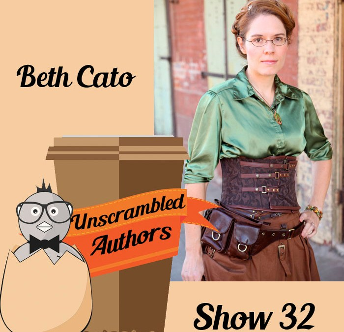 Unscrambled Authors Episode 32: Beth Cato on Her New Release